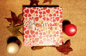Biotyfull Box de février 2018 : l'amoureuse