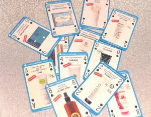 Cartes des produits pour les cheveux présents dans les Biotyfull Box