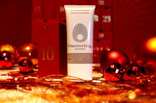 Crème nettoyante pour le visage Boue du Maure de la marque Omorovicza dans la case 10 du calendrier de l'avent Look Fantastic 2018