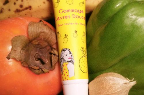 Photo du gommage Lèvres Douces de la marque Biotyfull Box