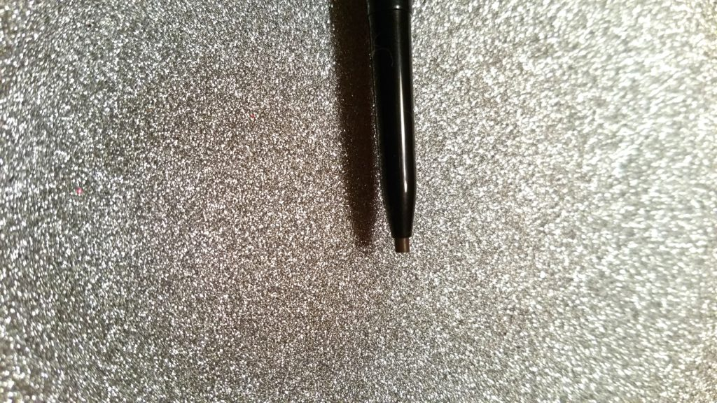 Zoom sur la mine du crayon à sourcils Ultra Slim Brow Definer de la marque BBB London