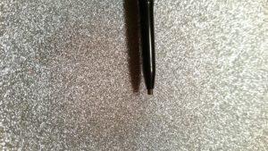 Zoom sur la mine du crayon à sourcils Ultra Slim Brow Definer de la marque BBB London