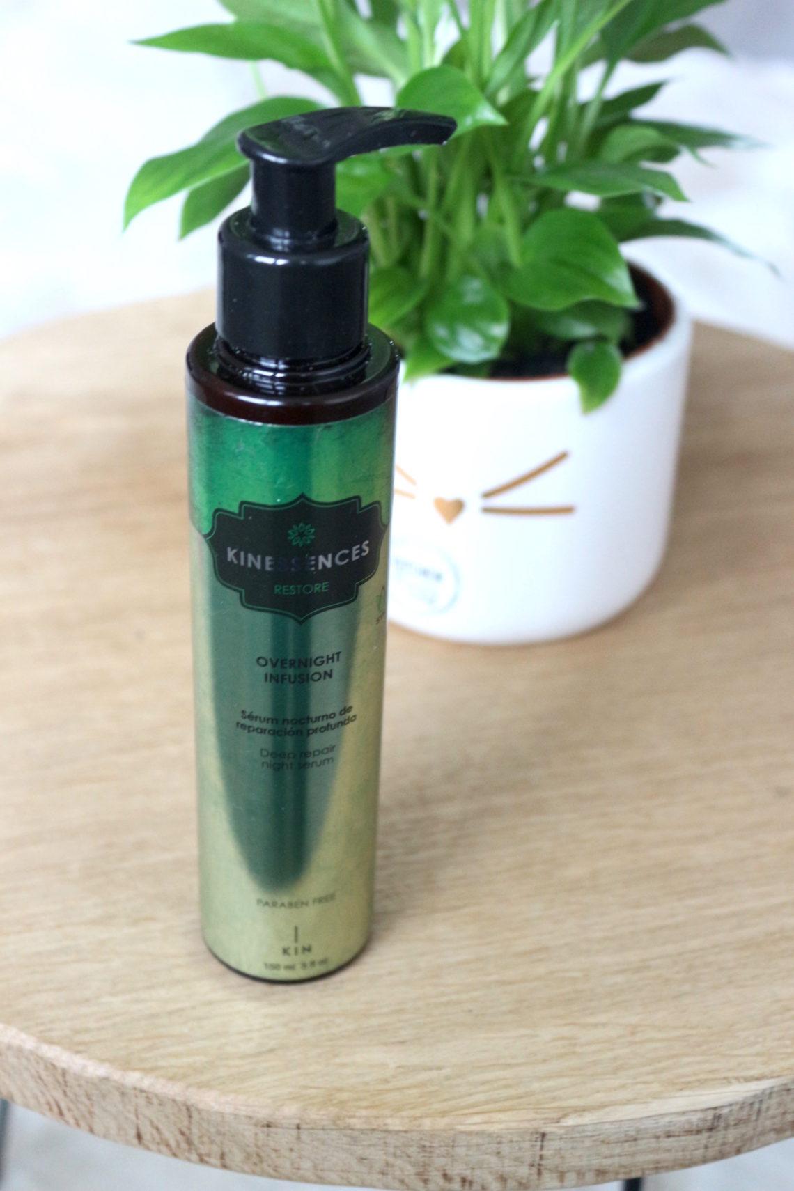 Sérum Overnight Infusion Kinessence Restore de la marque Kin Cosmetics
