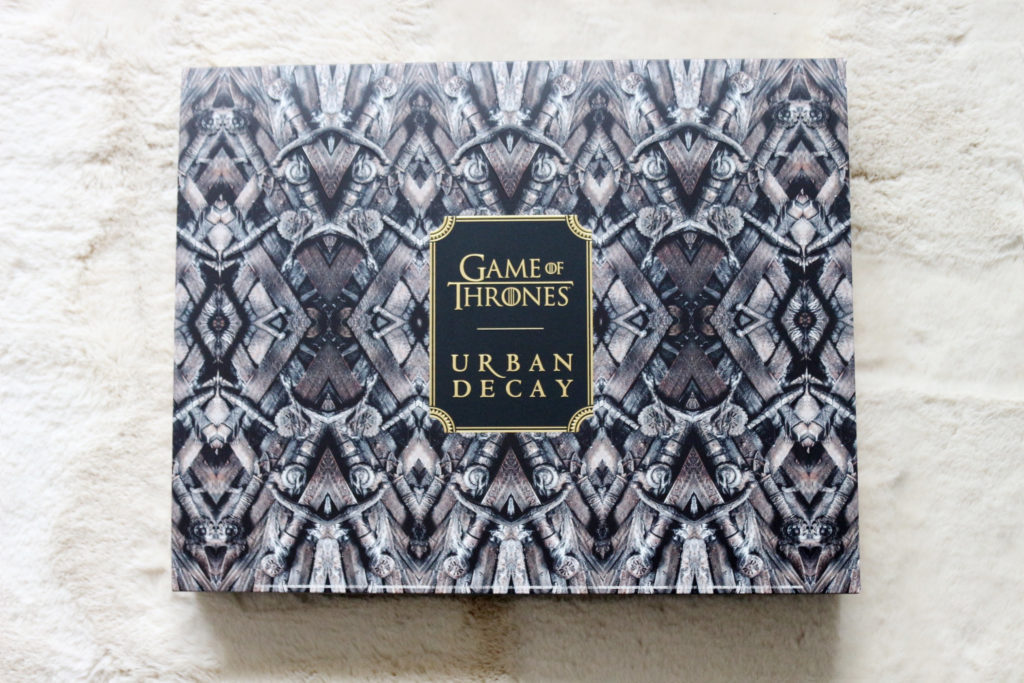 Vault collection Urban Decay et Game of Thrones
