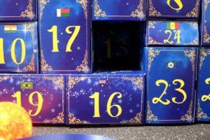 Case 13 du calendrier de l'avent Biotyfull Box 2019
