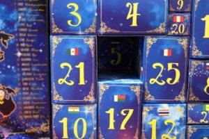 Case 5 du calendrier de l'avent Biotyfull Box 2019