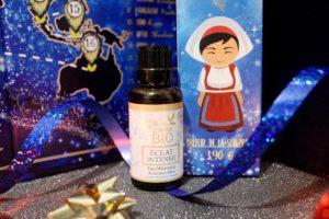 eau micellaire éclat intense Belle Oemine dans le calendrier Biotyfull Box 2019