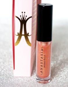 Gloss Peachhyy dans le Mini Lip Gloss Set Spring 2020 de Anastasia Beverly Hills