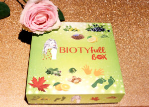 Biotyfull Box de mars 2018