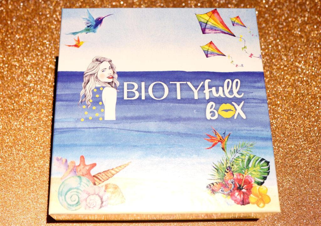 Biotyfull Box d'août 2018