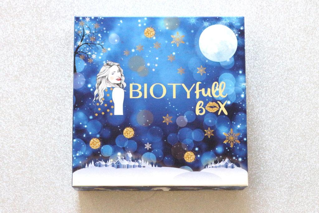 Biotyfull Box de décembre 2018