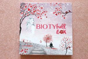 Biotyfull Box de février 2019