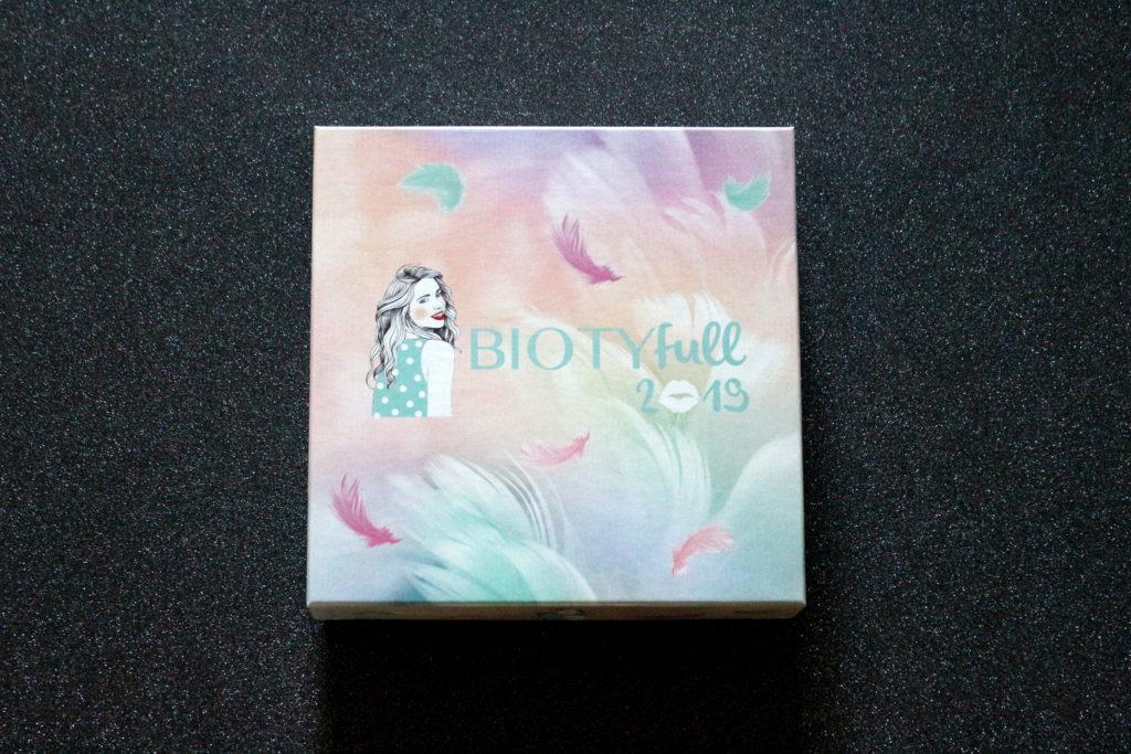 Biotyfull Box de janvier 2019