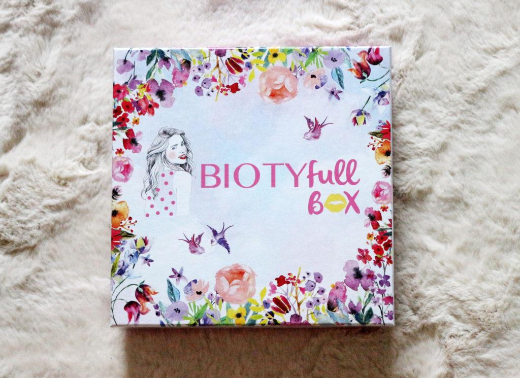 Biotyfull Box de mars 2019