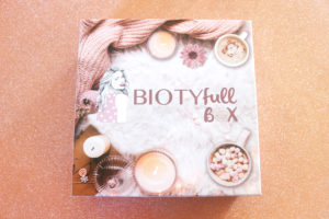 Biotyfull Box de novembre 2019