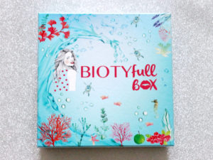 Biotyfull Box d'octobre 2018
