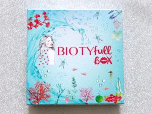Biotyfull Box d'octobre 2018