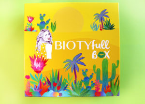 Biotyfull Box d'août 2020