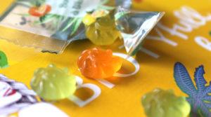 Bonbons à l'aloe vera dans la Biotyfull Box d'août 2020